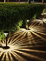 Недорогие -brlong солнечный привело сад пол газон свет 1 шт