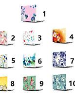 """Недорогие -MacBook Кейс Цветы ПВХ для Новый MacBook Pro 15"""" / Новый MacBook Pro 13"""" / MacBook Pro, 15 дюймов"""