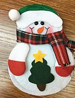 Недорогие -Рождество Праздник Ткань Для вечеринок Рождественские украшения