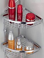 Недорогие -Полка для ванной Креатив Современный Латунь 1шт На стену