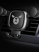 baratos -Carro Suporte de montagem Air Outlet Grille Tipo de Gravidade / Ajustável / Novo Design Metal Titular