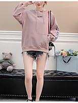 baratos -Mulheres Moda de Rua Calças - Floral Preto