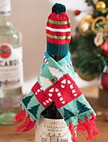 baratos -Decorações de férias Decorações Natalinas Enfeites de Natal Decorativa Azul 1pç