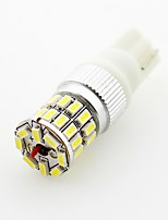 abordables -SO.K 2pcs Automatique Ampoules électriques 3 W SMD 3014 / SMD 5730 180 lm 30 LED Clignotants Pour Universel Toutes les Années