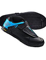 Недорогие -21Grams Обувь для велоспорта Anti-Shake, Амортизация, Пригодно для носки Велосипедный спорт / Велоспорт / Горный велосипед Синий и черный Муж. / Жен.