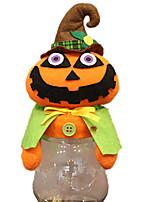 Недорогие -Праздничные украшения Украшения для Хэллоуина Halloween Оригинальные Желтый 1шт