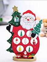 baratos -Enfeites de Natal Natal Poliéster Novidades Decoração de Natal