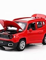 Недорогие -Игрушечные машинки внедорожник Автомобиль Пластиковые & Металл Детские Все Игрушки Подарок