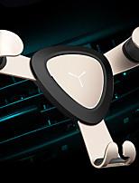 billiga -Bilar Montera stativhållare Luftuttagsgaller Spänne typ / Gravity Type / Justerbar Metall Hållare