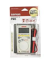 Недорогие -1 pcs Пластик Цифровой мультиметр Измерительный прибор / Pro PM3