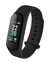 abordables -Montre Smart Watch E-25Bplus pour Android iOS Bluetooth Mesure de la pression sanguine Ecran Tactile Calories brulées Enregistrement de l'activité Information Minuterie Chronomètre Moniteur