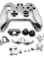 abordables -XBOX ONE Kits de pièces de rechange pour le contrôleur de jeu Pour Wii U ,  Cool Kits de pièces de rechange pour le contrôleur de jeu PVC 1 pcs unité