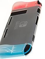 baratos -Sem Fio Protetor de caixa do controlador de jogo Para Nintendo Interruptor ,  Protetor de caixa do controlador de jogo ABS 1 pcs unidade