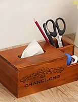 Недорогие -Место хранения организация Косметологический макияж деревянный Прямоугольная форма Творчество / непокрытый