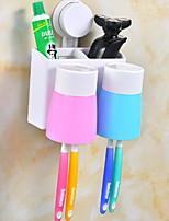 Недорогие -Стакан для зубных щеток обожаемый / Креатив Модерн ABS 1шт Зубная щетка и аксессуары