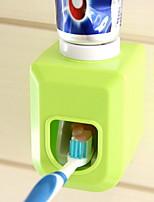 abordables -Gobelet pour brosse à dents Créatif Moderne / Contemporain Plastique 1pc Brosse à dents et accessoires