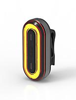 baratos -Luz Traseira Para Bicicleta LED Luzes de Bicicleta Ciclismo Impermeável, Anti-Choque, Libertação Rápida 200 lm Vermelho Campismo / Escursão / Espeleologismo / Ciclismo