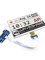 abordables -Waveshare 7.5inch chapeau de papier électronique (b) 640x384 7.5inch chapeau d'affichage électronique pour la framboise pi tricolore