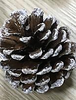 Недорогие -Праздничные украшения Рождественский декор Декоративные объекты Декоративная Кофейный 1шт