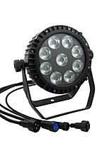 baratos -1pç 100 W 3200 lm lm 9 Contas LED Criativo / Regulável / Instalação Fácil Luzes LED de Cenário Mudança / RGB + Branco 220-240 V Comercial / Palco / Corredor / Escadas