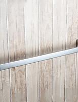 Недорогие -Держатель для полотенец Новый дизайн / Cool Modern Нержавеющая сталь / железо 1шт 1-Полотенцесушитель На стену