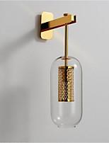 baratos -Novo Design / Legal Moderno / Contemporâneo Luminárias de parede Quarto de Estudo / Escritório / Lojas / Cafés Metal Luz de parede IP44 110-120V / 220-240V 40 W