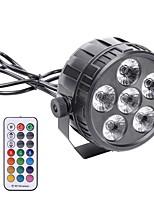 Недорогие -Светодиодные театральные лампы DMX 512 / Ведущее устройство / Активация звуком для Вечеринка / Выступление / Бар Простота транспортировки / Легкость