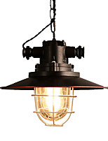 Недорогие -QINGMING® Мини Подвесные лампы Потолочный светильник Окрашенные отделки Металл Мини 110-120Вольт / 220-240Вольт