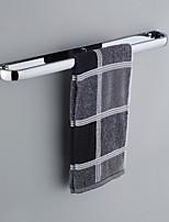 Недорогие -Держатель для полотенец Новый дизайн / Cool Современный Нержавеющая сталь / железо 1шт 1-Полотенцесушитель На стену