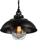 baratos -QINGMING® Mini Luzes Pingente Luz Descendente Acabamentos Pintados Metal Estilo Mini 110-120V / 220-240V