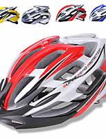 abordables -Adulte Casque de vélo 15 Aération PC (polycarbonate) Des sports Cyclisme / Vélo / Moto - Rouge / Bleu / Gris Homme / Femme