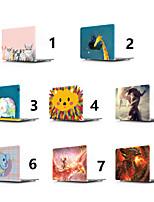 """Недорогие -MacBook Кейс Кот / Животное / Слон ПВХ для Новый MacBook Pro 15"""" / Новый MacBook Pro 13"""" / MacBook Pro, 15 дюймов"""