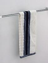 Недорогие -Держатель для полотенец Новый дизайн / Cool Modern Нержавеющая сталь 1шт 1-Полотенцесушитель На стену