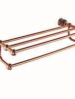baratos -Prateleira de Banheiro Novo Design / Legal Modern Metal 1pç Montagem de Parede