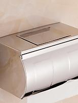 Недорогие -Держатель для туалетной бумаги Новый дизайн / Cool Modern Нержавеющая сталь 1шт На стену
