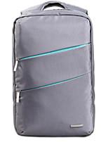 Недорогие -Жен. Мешки Полиэстер рюкзак Молнии Красный / Светло-серый