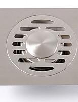 Недорогие -Слив Новый дизайн / Cool Modern Нержавеющая сталь / железо Установка на полу