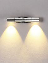 Недорогие -Мини LED / Модерн Настенные светильники Гостиная / Спальня Алюминий настенный светильник 85-265V 3 W