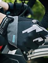 Недорогие -SANTIC Спортивные перчатки Спортивные перчатки / Перчатки для велосипедистов / Перчатки для сенсорного экрана Дышащий / Пригодно для носки / Фитиль Полный палец Этиленвинилацетат