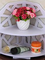 Недорогие -Хранение косметики Креатив / Оригинальные Модерн ПВХ 1шт Украшение ванной комнаты