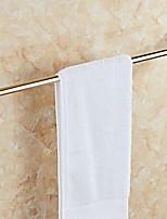 baratos -Barra para Toalha Criativo Moderna Alumínio 1pç 1 barra de toalha Montagem de Parede