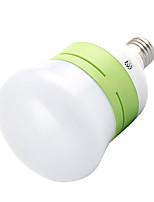Недорогие -YWXLIGHT® 1шт 20 W 1850-1950 lm E26 / E27 Круглые LED лампы 20 Светодиодные бусины SMD 2835 Холодный белый 175-265 V