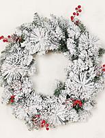 Недорогие -Гирлянды Новогодняя тематика PVC Круглый Оригинальные Рождественские украшения