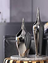 Недорогие -Искусственные Цветы 0 Филиал Классический / Односпальный комплект (Ш 150 x Д 200 см) Стиль / Modern Ваза Букеты на стол