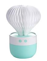 Недорогие -1 комплект LED Night Light / 3D ночной свет Поменять USB Меняет цвета / Креатив / Увлажненный 5 V