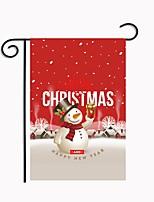 Недорогие -Орнаменты Полиэстер Свадебные украшения Рождество / Вечеринка / ужин Новогодняя тематика / Креатив / Урожай Theme Зима