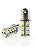 Недорогие -SENCART 2pcs T20 (7440,7443) / BA15S (1156) / BAY15D (1157) Мотоцикл / Автомобиль Лампы 4 W SMD 5050 380 lm 18 Светодиодная лампа Лампа поворотного сигнала / Рабочее освещение / Мотоцикл Назначение