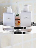 Недорогие -Полка для ванной Креатив Современный Нержавеющая сталь 1шт - Ванная комната / Гостиничная ванна Односпальный комплект (Ш 150 x Д 200 см) На стену
