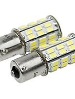 Недорогие -SENCART 2pcs T20 (7440,7443) / 3156 / 3157 Мотоцикл / Автомобиль Лампы 20 W SMD 5630 800-1200 lm 42 Светодиодная лампа / Галогенная лампа