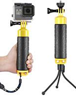 Недорогие -Telescopic Pole Водоотталкивающие / Стабилизация / Ударопрочный Для Экшн камера Все / Xiaomi Camera / SJCAM Плавание / Дайвинг / Серфинг Ластик - 1 pcs